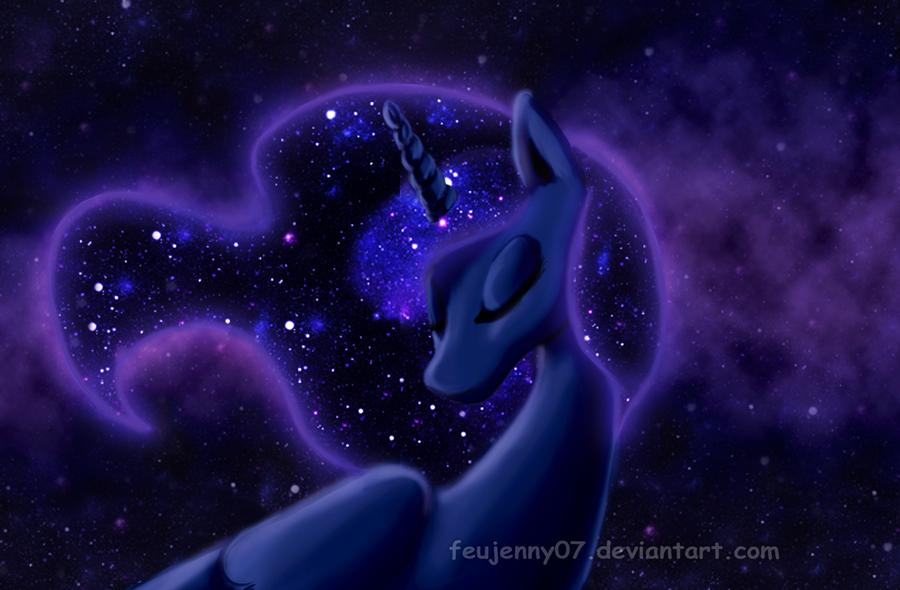 Night mane by FEuJenny07