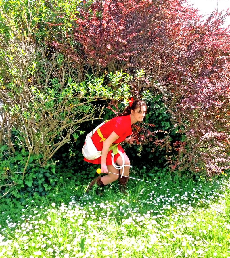 Arrietty cosplay by FEuJenny07