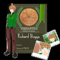 Vernantius - Richard Biggs by zetsuzuka