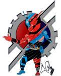 Kamen Rider Build Fan-Art