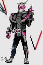 Kamen Rider Zi-O by Mr-BlueArt