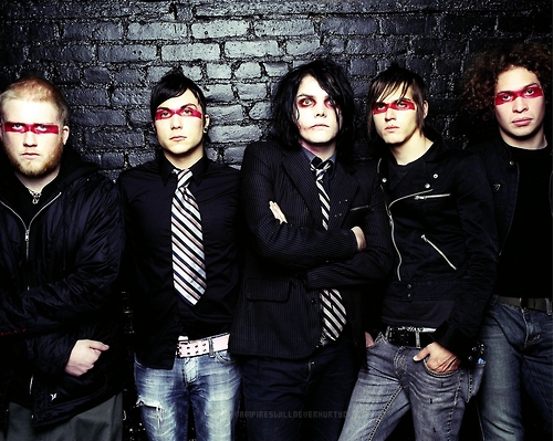 My chemical romance revenge era! by The-MCR-Fan-Club on ...