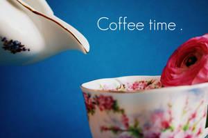 Coffee time . by vegan-angel