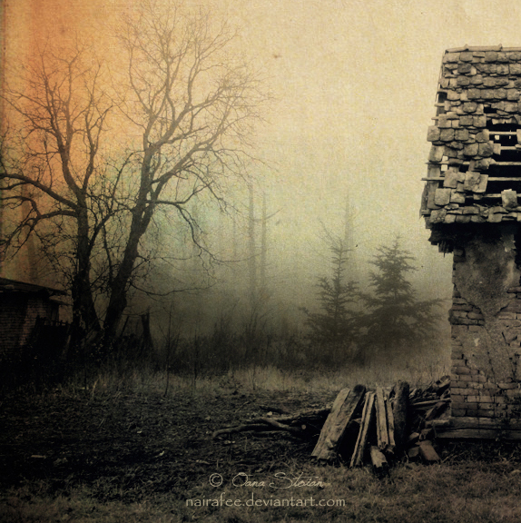 Solitude by nairafee