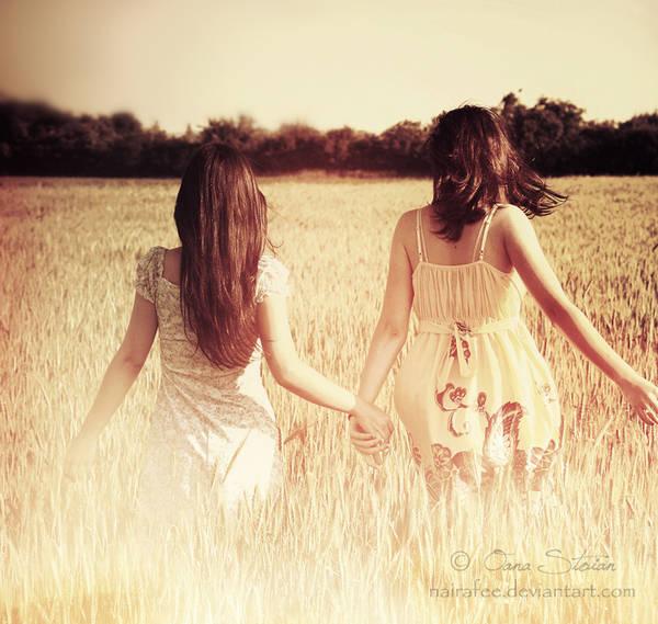 Friendship by nairafee