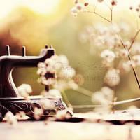 Sewing Machine by nairafee
