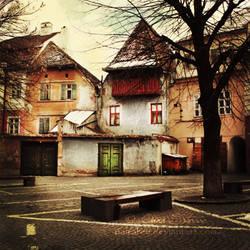Somewhere in Sibiu