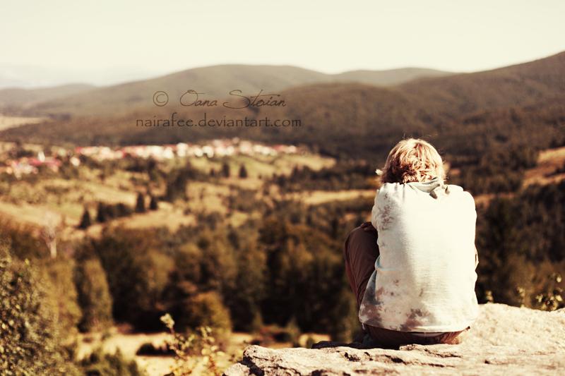 Alone by nairafee