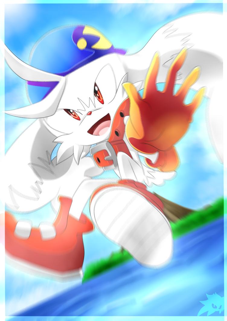 Super Klonoa by Artheyna