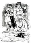 Suikoden - Gremio's Death by emedeme