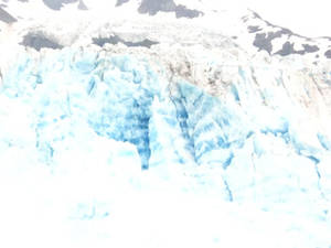 Blue Ice at Meares
