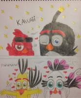 Kawaii double by Mai-FanDraw