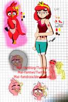 Ruby (new version) by Mai-FanDraw