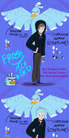 Frosh (ice bird) by Mai-FanDraw