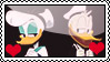 Donald x Daisy Stamp (Ducktales 2017) by Mai-FanDraw