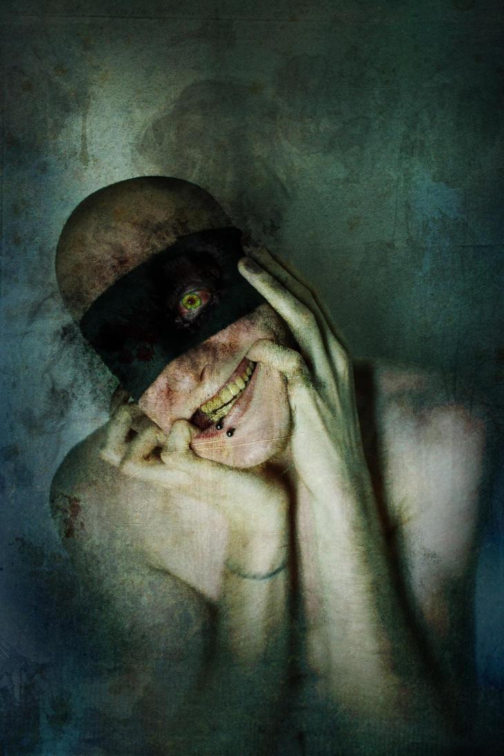 Ommetaphobia by Jennifer-Mihalcoe