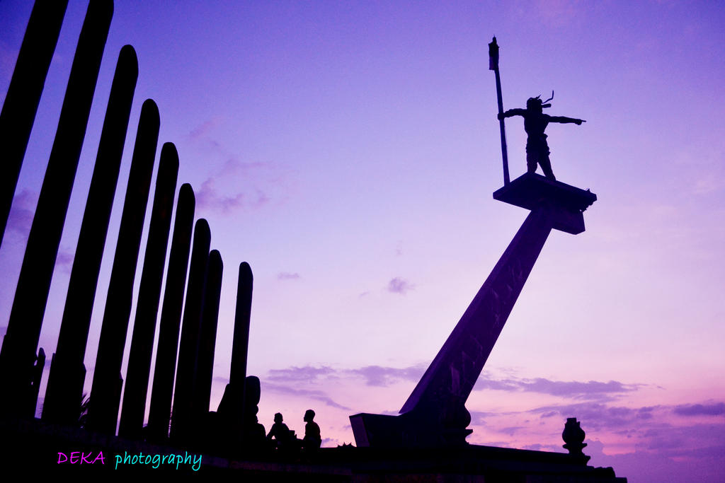 Singaraja Sunset by DeKARYA