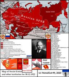 HAoR: Part XXVIII- Rise of Soviet Union