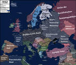 Thousand Week Reich- Europe, 1952