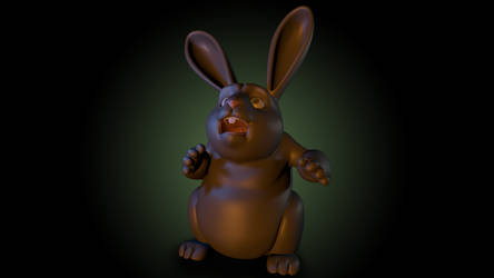 Rabbit char pose 001 002