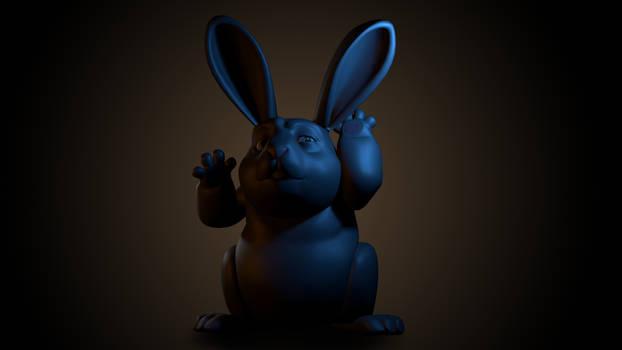 Rabbit char pose 003 001