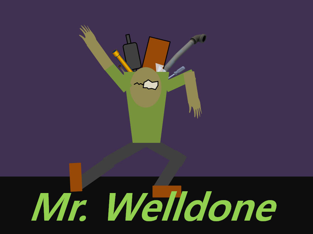 Creepypasta Mr Welldone | www.pixshark.com - Images ...