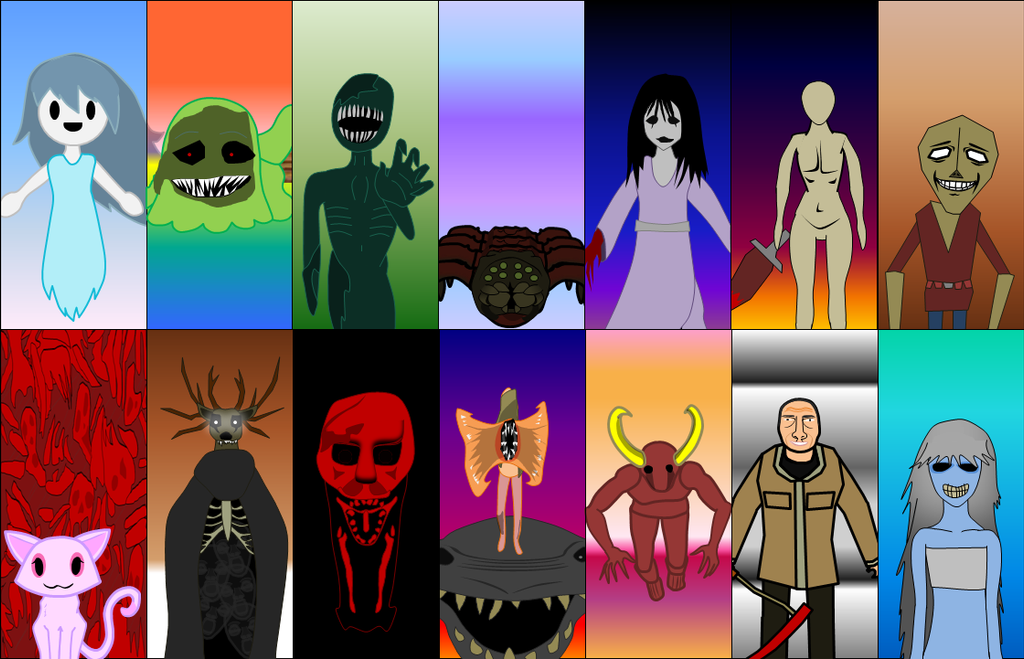 Spooky s house of jump scares ft scg1014 by danielthestudent on