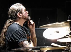 Tomas Haake Meshuggah by SpinalMesh