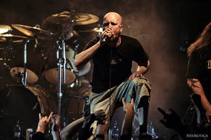 Meshuggah Moscow by SpinalMesh