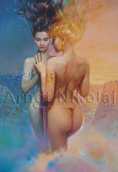 'Morning and night ' by Nikolaj-Arndt