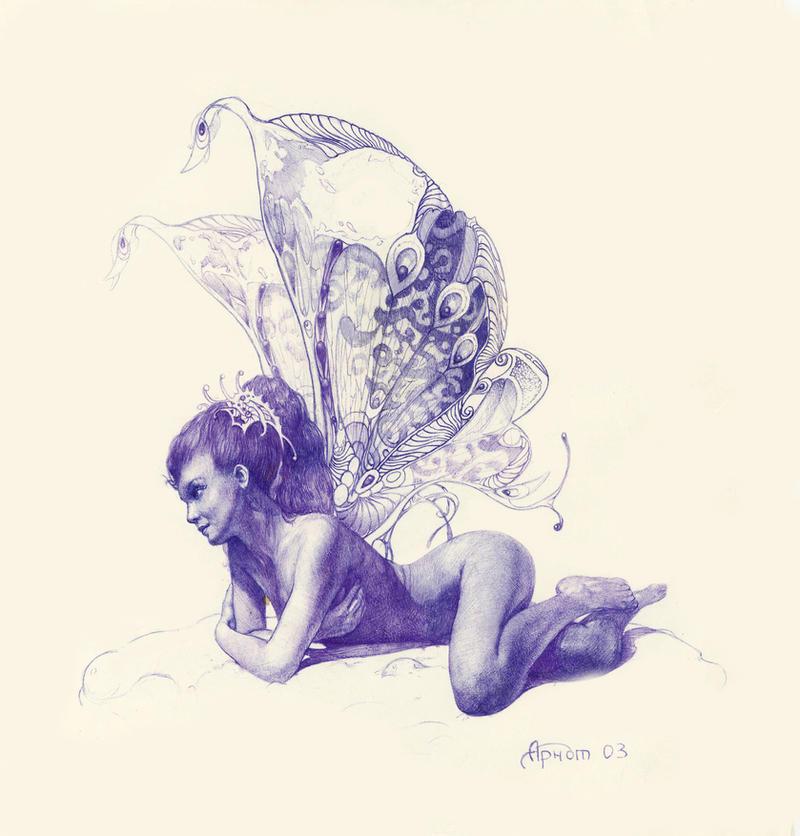 'Butterfly' by Nikolaj-Arndt