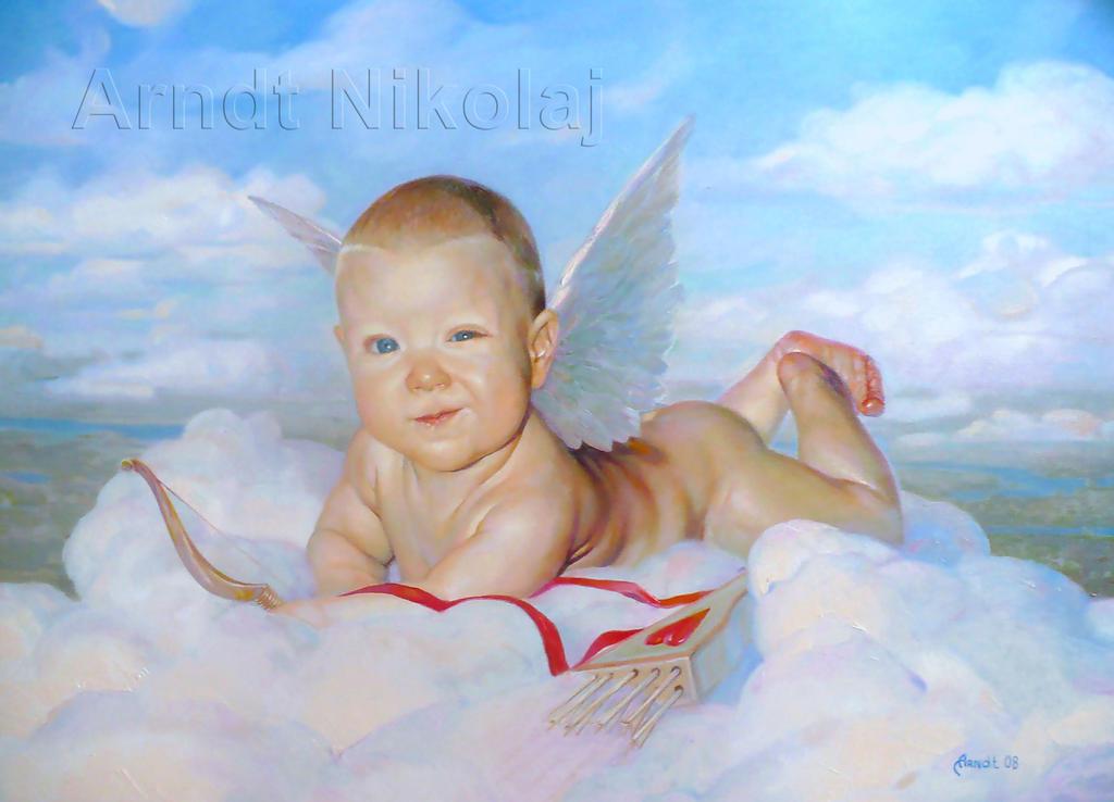 """ Cupid "" by Nikolaj-Arndt"