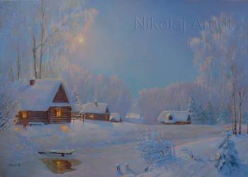 'Lunar night' by Nikolaj-Arndt