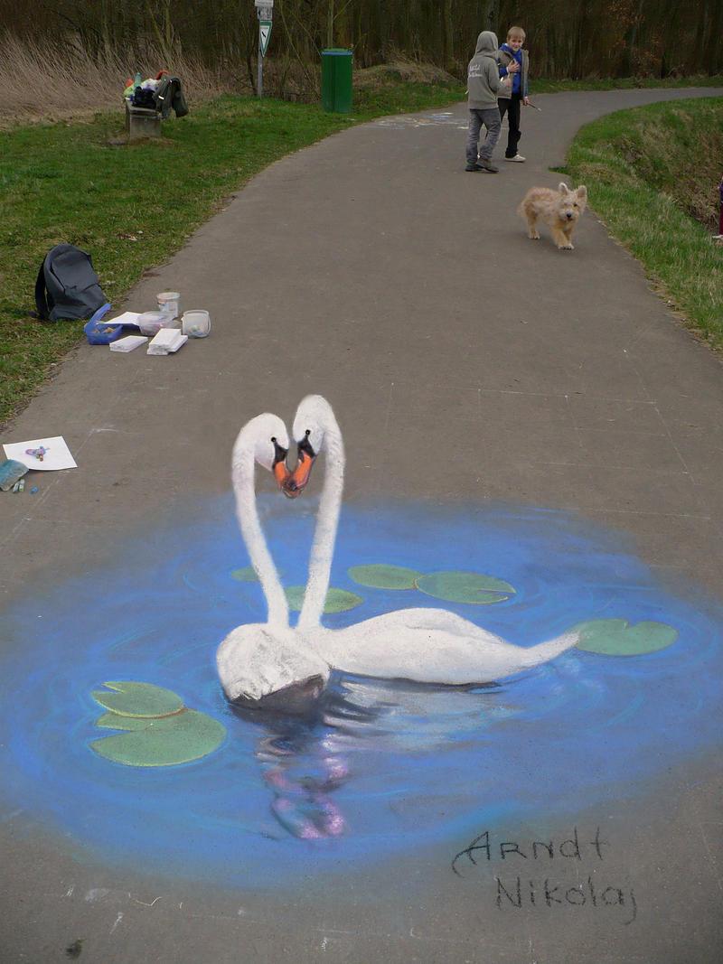 """Swan"" by Nikolaj-Arndt"