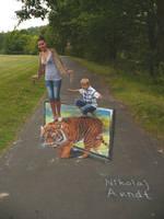 Tiger 2 by Nikolaj-Arndt