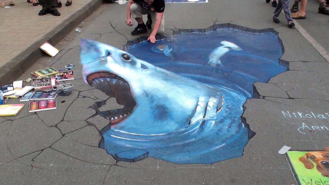 'Shark' by Nikolaj-Arndt
