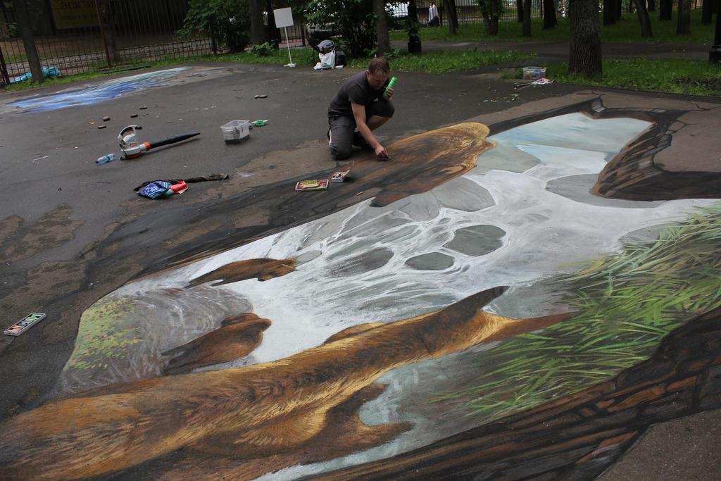 Bears 2 by Nikolaj-Arndt