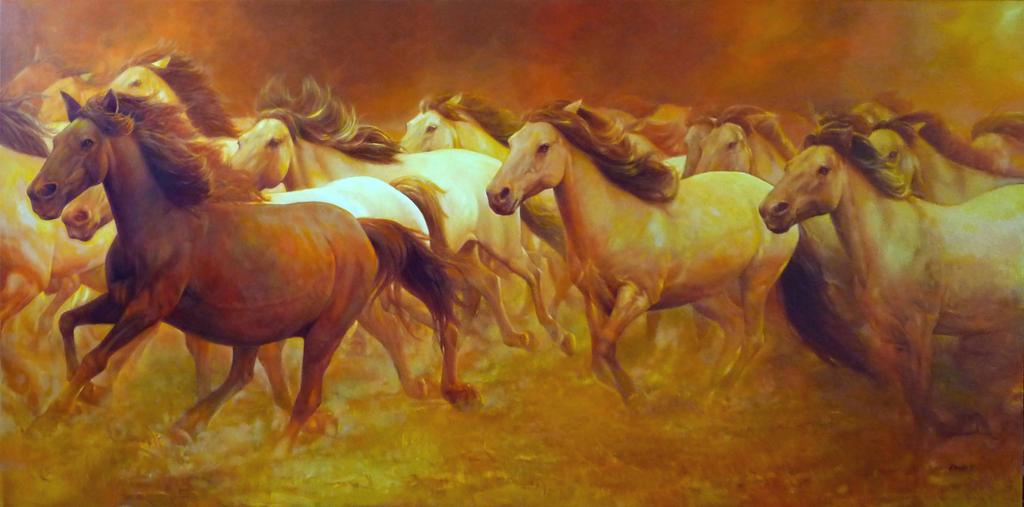 herd by Nikolaj-Arndt