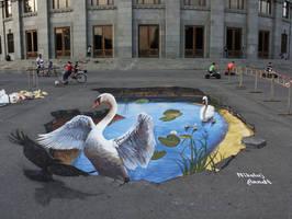 Swan Lake by Nikolaj-Arndt