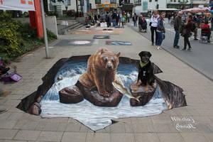 Bear. by Nikolaj-Arndt