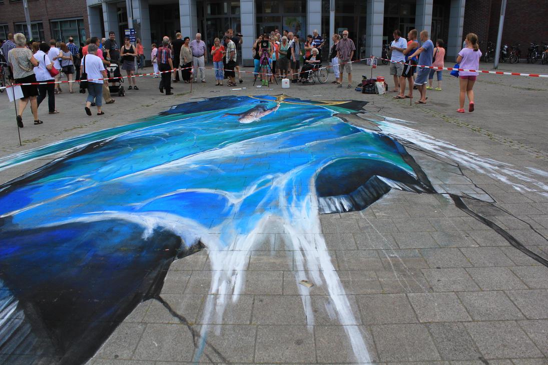 Neptune by Nikolaj-Arndt