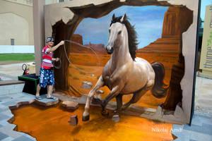 Horse by Nikolaj-Arndt