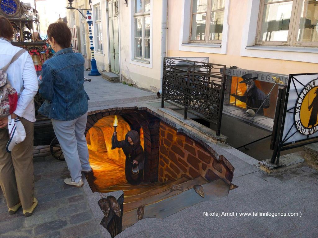 Tallinnlegends by Nikolaj-Arndt