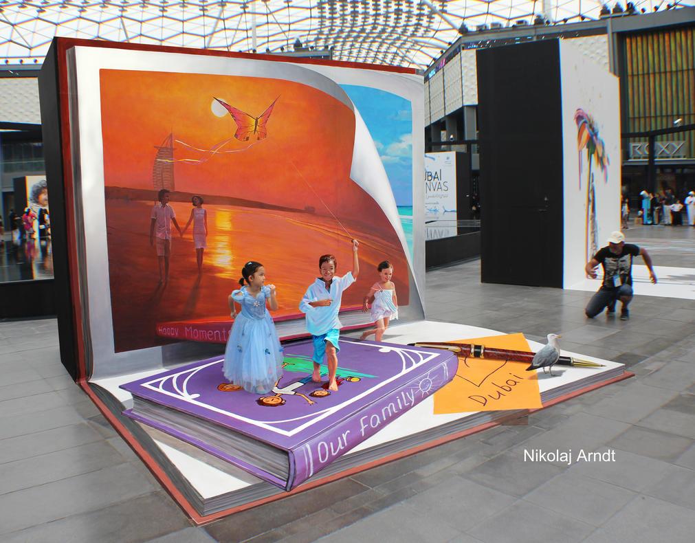 Happy Moments - Dubai 2017 by Nikolaj-Arndt