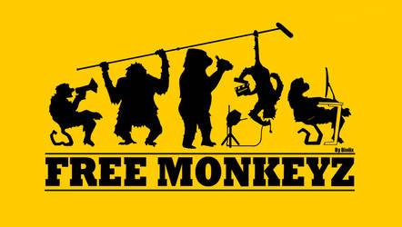 FREE MONKEYZ LOGO