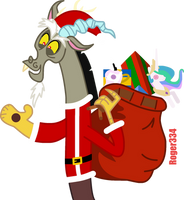 Santa by Roger334