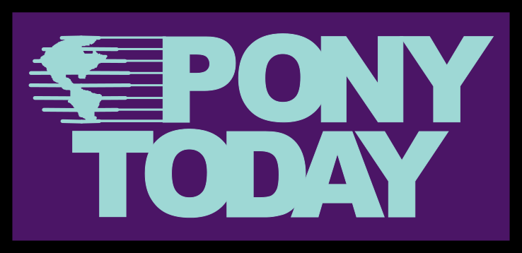 Pony Today Logo (LN Edition) by Roger334