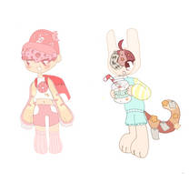 Quick Misc Babey Adopts Auction: OPEN AB ADDED