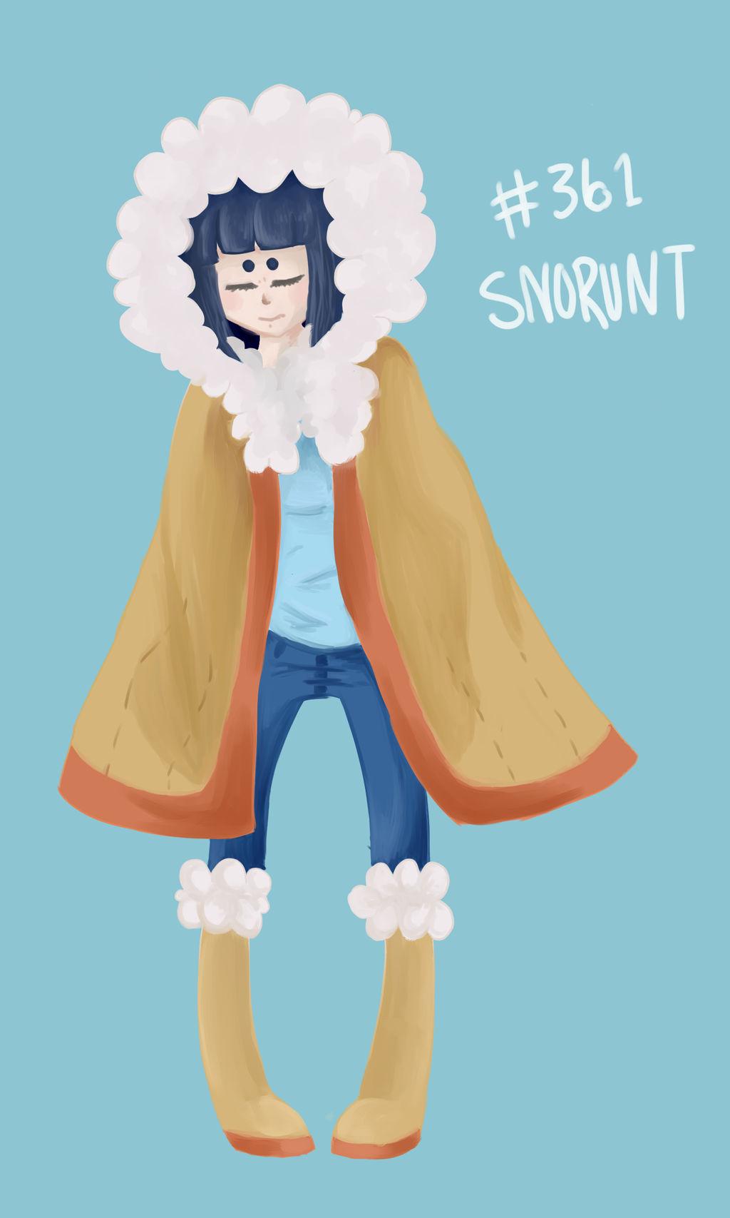 #361 snorunt