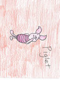 Shannon's Piglet Drawing